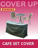 Small Image of Cafe Set Cover - Bosmere C513