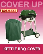 Small Image of Bosmere Protector 6000 Kettle BBQ Cover - C700