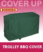 Small Image of Bosmere Trolley BBQ Cover - C710