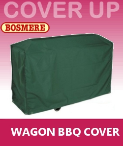 Image of Bosmere Wagon BBQ Cover - C715