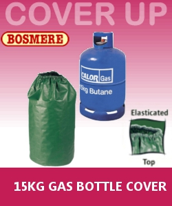 Image of Bosmere 15kg Gas Bottle Cover - C740