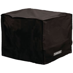 Small Image of Storm Black Large Fire Pit Cover