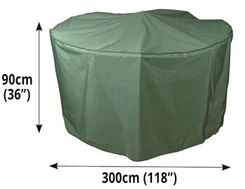Image of Circular Furniture Cover (8 Seater) - Bosmere C524