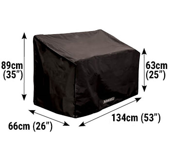 Image of Bosmere Protector 6000 2 Seat Bench Cover - D605
