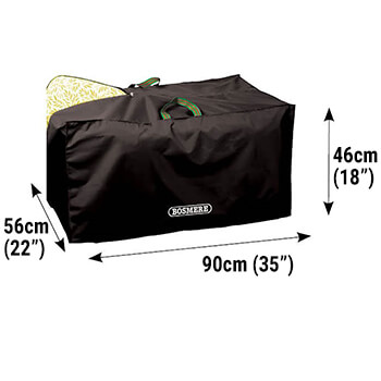 Image of Bosmere Protector 6000 Cushion Sto-Away - D580