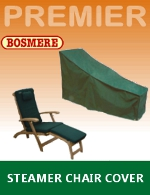 Bosmere Premier Steamer Chair Cover