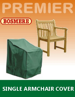 Image of Bosmere Premier Armchair Cover