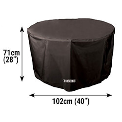 Small Image of Bosmere Protector 6000 Circular Table Cover 4 Seat - D540