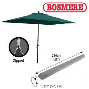 Image of Bosmere Giant Parasol Cover - u596