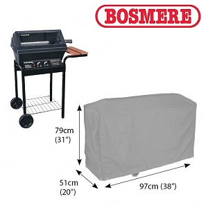 Image of Bosmere Trolley BBQ Cover - u710