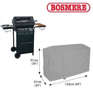 Small Image of Bosmere Wagon BBQ Cover - u715