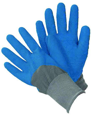 Image of Briers All Seasons Gardener Gloves - Large - Blue