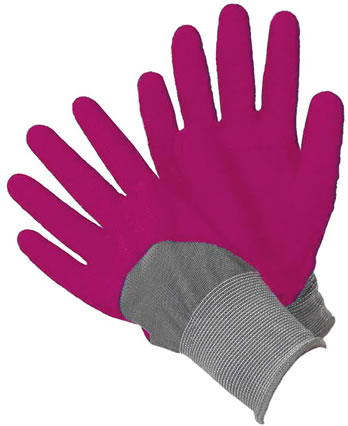 Image of Briers All Seasons Gardener Gloves - Medium - Pink