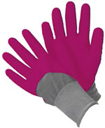 Small Image of Briers All Seasons Gardener Gloves - Medium - Pink