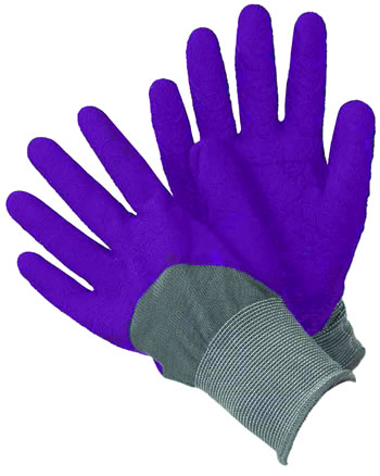 Image of Briers All Seasons Gardener Gloves - Medium - Purple