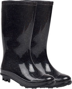 Image of Briers Kids Stardust Wellies UK 12