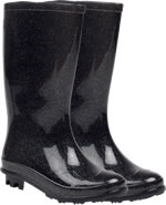 Small Image of Briers Kids Stardust Wellies UK 12