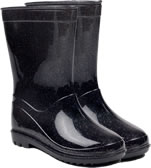 Small Image of Briers Kids Petite Stardust Wellies UK 5