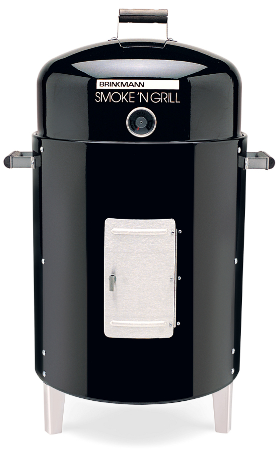 smoke n grill brinkmann charcoal smoker and grill. Black Bedroom Furniture Sets. Home Design Ideas