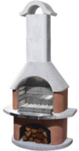 Small Image of Buschbeck Masonry Barbecue - Davos