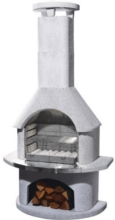 Small Image of Buschbeck Masonry Barbecue - Elba