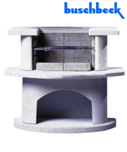 Image of Buschbeck Masonry Barbecue - Venedig Grill Bar