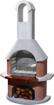 Small Image of Buschbeck Masonry Barbecue - Toscana