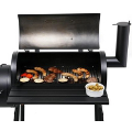 Extra image of Offset Barbecue Pit Smoker