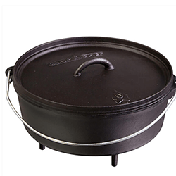 Extra image of Camp Chef 10inch Classic Dutch Oven