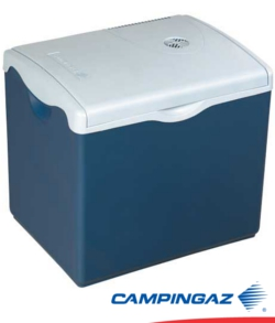 Image of Campingaz 12v Electric Cool Box - Powerbox 36L Classic with Free Mains Adaptor