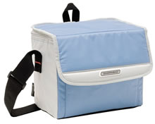 Image of Campingaz - 5L Fold'N Cool Classic Line Cooler Light Blue