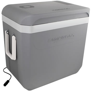 Image of Campingaz Powerbox Plus 36L 12V Cool Box with FREE Mains Adaptor