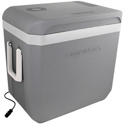 Small Image of Campingaz Powerbox Plus 36L 12V Cool Box with FREE Mains Adaptor