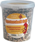 Mixed Chicken Oyster Shell Grit