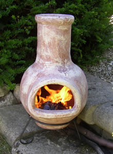 An ABC Guide to chiminea