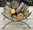 Small Image of Garden Log Holder