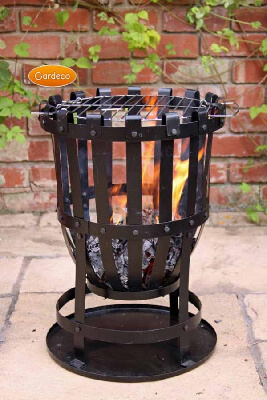 Image of Vulcan Large Firebowl With Grill