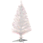 Small Image of Snow White Fibre Optic 90cm (3ft) Christmas Tree