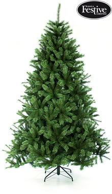 Image of Cashmere Fir 5ft Christmas Tree
