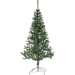 Small Image of Green Lapland Fir 210cm (7ft) Christmas Tree