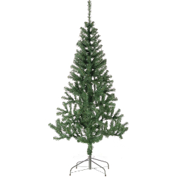 Image of Green Lapland Fir 210cm (7ft) Christmas Tree
