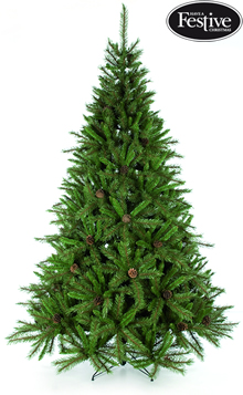 Image of Helmand Fir 7ft Christmas Tree