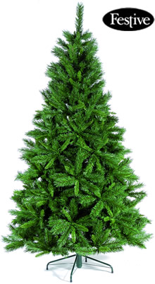 Image of Princess Pine Green 7ft Christmas Tree