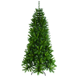 Small Image of Heartwood Spruce Green 6ft Christmas Tree - 180cm