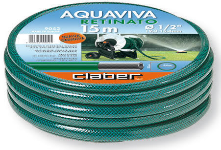 Reviews for claber garden hosepipe aquaviva 15m for Gardening 4 less reviews