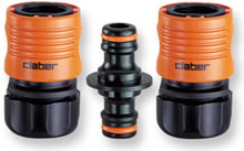 Image of Claber Automatic Coupling Set