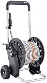 Small Image of Claber Ecosei Hose Reel Kit