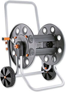 Image of Claber Metal Gemini Hose reel