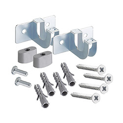 Small Image of Claber Wall Brackets