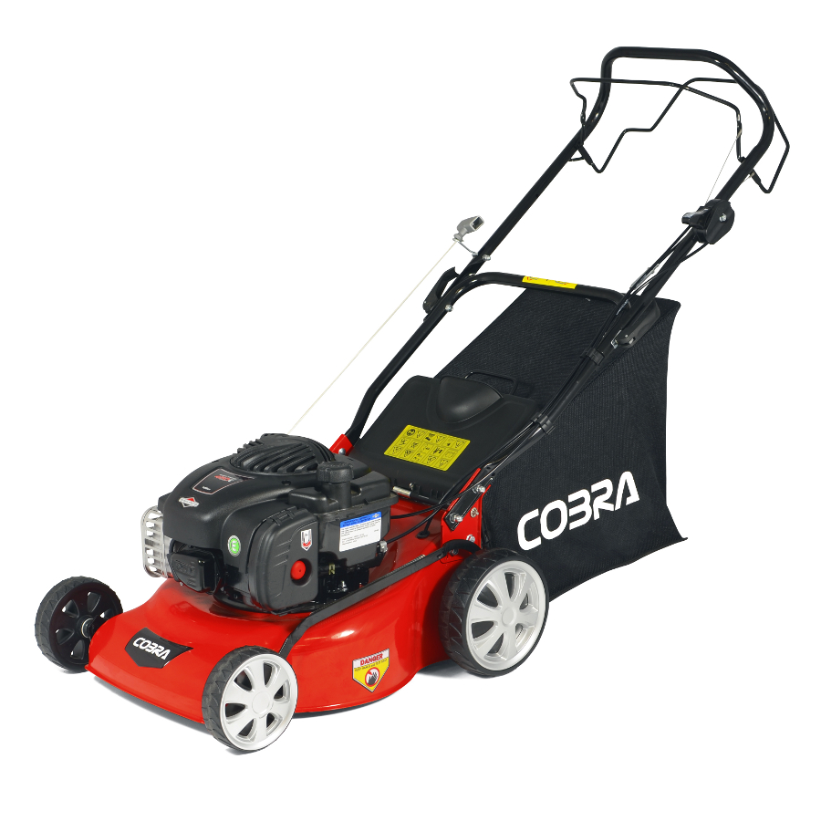 Briggs And Stratton Mower : Cobra cm self propelled petrol mower briggs and